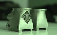 Metal 3D printed exhaust nozzle Photo via Wipro3D