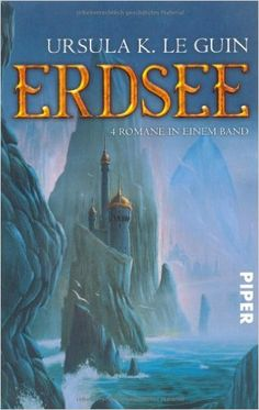 Erdsee: 4 Romane in einem Band: Amazon.de: Ursula K. Le Guin, Margot Paronis, Hilde Linnert: Bücher