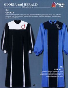 Church Choir Robes Catalogs | Choir Gowns | Abbott Hall