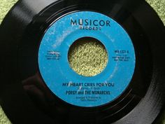 NORTHERN  / PORGY and THE MONARCHS - My Heart Cries For You  /MUSICOR/ SOUL 45