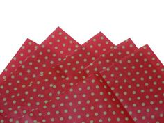 The Gift Wrap Company Printed Gift Tissue, Whimsical Spots (135-4293)