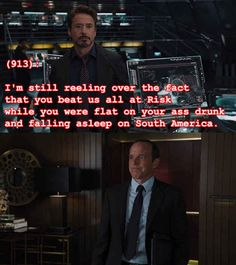 Real text messages from real people are often oddly applicable to the Avengers. And the minds behind Texts From The Avengers are really good at fitting the two together. Avengers Texts, Marvel Avengers, Superhero Texts, Funny Avengers, Marvel Funny, Best Avenger, Texts From Last Night, Phil Coulson, Marvel Memes