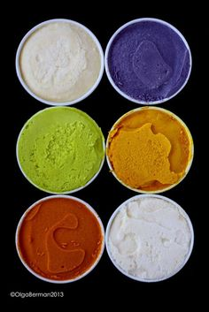 Magnolia All Natural Avocado Ice Cream Only In The