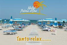 Troppo caldo in città? Venite a rilassarvi sulla spiaggia di Cervia!! Vi accoglieremo con i nostri servizi e l'accoglienza che contraddistingue. ☎ 0544 71722 ✏ www.hotelpalmadorocervia.com #HotelPalmadOro #HotelPalmadoroCervia #HotelCervia #VacanzeCervia #EstateCervia #VacanzeACervia #Mare #Sole #EmiliaRomagna #TurismoEmiliaRomagna #VacanzeEmiliaRomagna #Hotel3Stelle #Hotel3StelleCervia #MaximumSocial