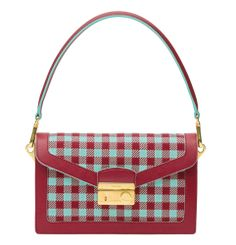 The Floral Gift Guide - Prada bag, $1,650, prada.com.