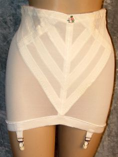 Girdle with garters