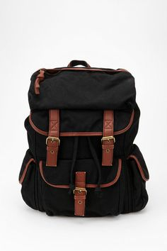 This is so cute for a college backpack! If you add some neon lace to this it'll look so cute!!
