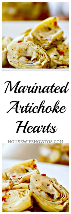Homemade Marinated Artichoke Hearts Recipe | recipes | recipe | appetizers | apps | low ingredient | easy | the easiest | quick | simple | make ahead | cheese board | toppings