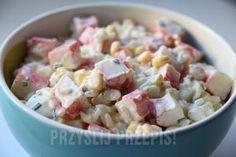 karaibska sałatka krabowa Potato Salad, Potatoes, Ethnic Recipes, Food, Party, Kitchen, Cooking, Eten, Potato