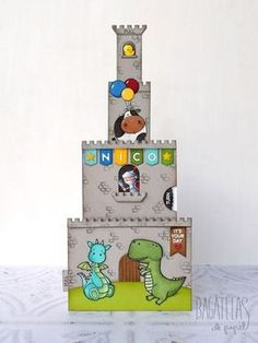 """Bagatelas de papel: A triple interactive Birthday card for the My Favorite Things """"Card Design Superstar Challenge"""" Fancy Fold Cards, Folded Cards, Diy Interactive Cards, Paper Piecing, Pop Up Box Cards, Slider Cards, Quilling Cards, Animal Cards, Handmade Birthday Cards"""