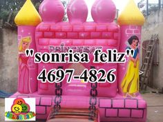 inflable castillos