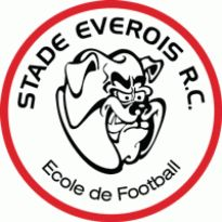 Stade Everois Racing Club Logo. Get this logo in Vector format from https://logovectors.net/stade-everois-racing-club/