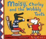Promoting a positive view of dentists and good dental care. Helping children to understand that it's normal for baby teeth to wobble and fall out. We love Maisy books!