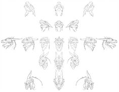 Dragon Head Open Mouth by sofmer on DeviantArt - therezepte sites Dragon Head Drawing, Mouth Drawing, Dragon Artwork, Drawing Base, Dragon Drawings, Art Reference Poses, Drawing Reference, Dragon Anatomy, Dragon Poses