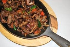 Tibs   Marinated Meat » Recipes and Foods from Ethiopia