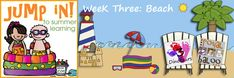 Jump In to Summer Learning: Week 3 Beach