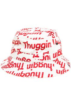 Married To The Mob Hat Thuggin Bucket
