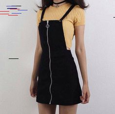 26 Korean Outfits That Will Make You Look Fantastic - Fashion New Trends Cute Casual Outfits, Edgy Outfits, Mode Outfits, Korean Outfits, Retro Outfits, Grunge Outfits, Fashionable Outfits, Cute Outfits With Skirts, Outfits Negro