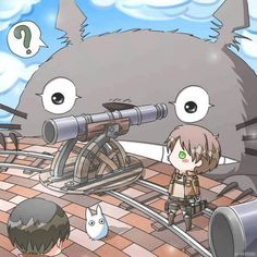 Totoro Titan.