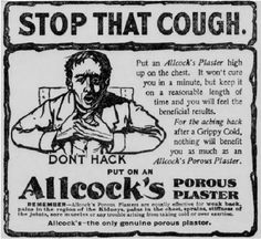 10 Victorian ways to cure a cold