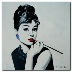Love Aurdrey Hepburn & her movies. Class= Beauty