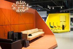 Arper Milano Salone del Mobile 2015 / Work Place 3.0 – Salone Ufficio