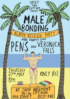 Male Bonding