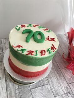 Frozen themed ombr birthday cake Cakes Pinterest Birthday
