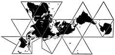 dymaxion maps