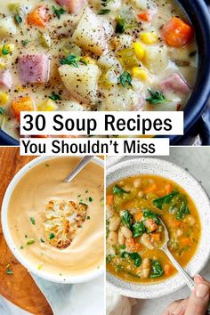 30 Delicious And Eye-Catching Soups