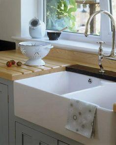 Country Kitchen - il lavello