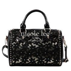 Sassy Sam's - Products - Hays, KS  Nicole Lee Avelina Boston Bag $75.00
