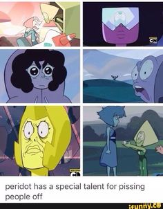 If anyone knows which episode that last one with lapis is from please inform me