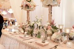 Reception Decor - Wedding Ideas