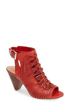 Vince Camuto 'Emore' Leather Sandal (Women) available at #Nordstrom