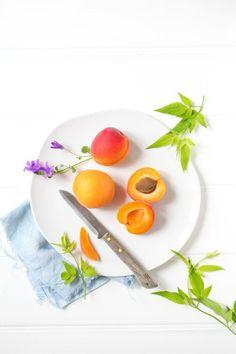 Rezept für Aprikosentarte mit Mandelfüllung / Frangipane Tarte / Apricot Almond Tart recipe / Zuckerzimtundliebe Foodblog / Apricots / Fresh fruits