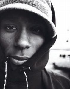 Mos Def....want to be this cool
