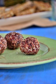 A Healthy 10-Minutes-to-Make Treat: Chocolate Coconut Bites