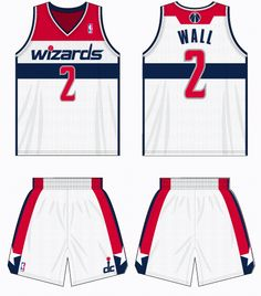 first rate 68486 abe12 25 Best Washington Wizards All Jerseys and Logos images in ...