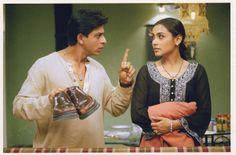 Shah Rukh Khan and Rani Mukherji - Chalte Chalte (2004)