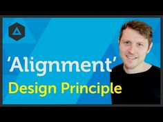 Alignment Principles in Graphic Design