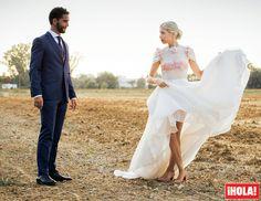 Los detalles más especiales de la boda de Lulu Figueroa-Domecq