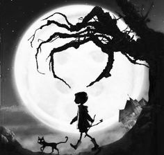 Imagen de coraline, cartoon, and Halloween