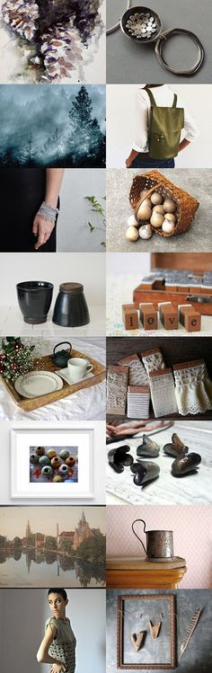 Weekend Finds by Adi Almog on Etsy--Pinned with TreasuryPin.com