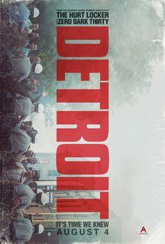 Starring John Boyega, Anthony Mackie, Will Poulter | Drama, History, Thriller | From director of 'Hurt Locker', 'Zero Dark Thirty' Kathryn Bigelow
