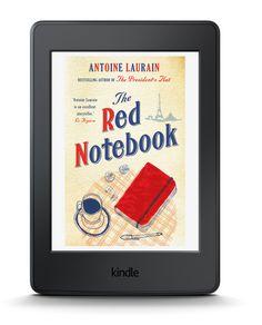 The Red Notebook Kindle, Gem, September, Notebook, Reading, Word Reading, Gemstones, Reading Books, Gemstone
