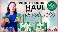 Shopping Haul for Weight Loss at Whole Foods 🍁 plant based 🍠 vegan, glut... Vegan Gluten Free, Gluten Free Recipes, Dairy Free, Weigh Loss, Weight Loss For Women, Plant Based Diet, Free Food, Whole Food Recipes, Spices