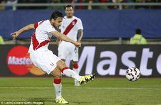 Peru 1-0 Venezuela: Pizarro Oo Group C Ka Dhigay Mid Furan