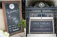 Jane & Abe: 7.13.13   Philadelphia Free Library Wedding » Ericha Farrington Photography