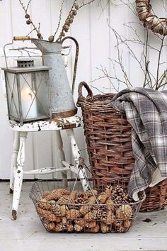 The Shopper's Guide to Super Chic Christmas Decor - # for . , The Shopper's Guide to Super Chic Christmas Decor - # for . The Shopper's Guide to Super Chic Christmas Decor - , Country Style Furniture, Country Style Homes, Country Decor, Vintage Country, Country French, Vintage Fall Decor, Shabby Chic Decor, Rustic Decor, Farmhouse Decor